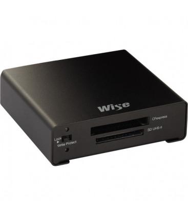 Wise WI-WA-CXS07 - CFexpress SDXC USB 3.2 Gen2 Card Reader