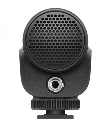 Sennheiser MKE-200 - Ultracompact Camera-Mount Directional Microphone