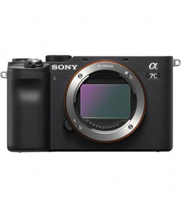Sony ILCE7CB.CEC - Alpha A7C Body Black