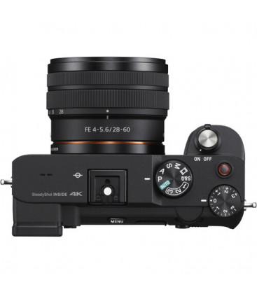 Sony ILCE7CLB.CEC - Alpha A7C Kit 28-60mm Black