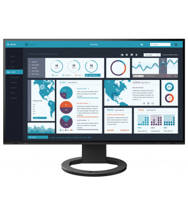 "Eizo EV2795 Swiss Edition - 27"" High End IPS-LED Panel, Black"