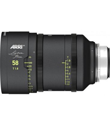 Arri KK.0019203 - ARRI Signature Prime 58/T1.8 METRIC