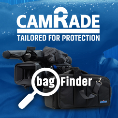 Bag finder Camrade
